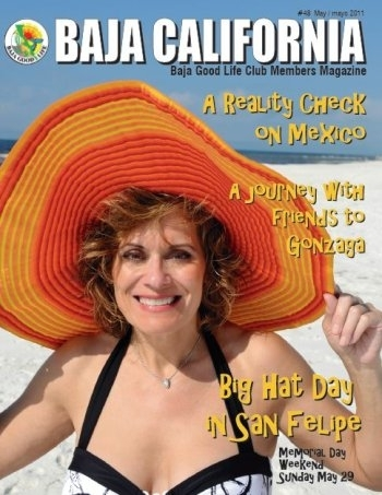Baja California Magazine - May 2011