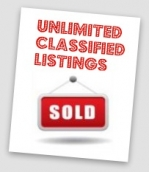 Unlimited Classified Listings