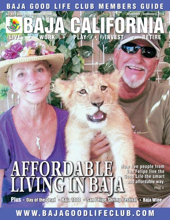 Baja Good Life Club Magazine