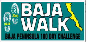 Baja Walk - 100 day Challenge