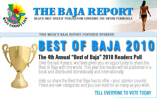 The Best of Baja 2010