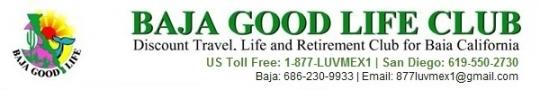 Baja Good Life Club