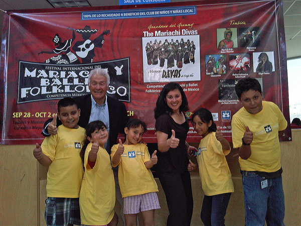 Mariachi Festival - Oct. 1, 2011