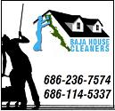 Baja House Cleaners - San Felipe