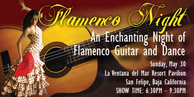 Flamenco Nights May 30