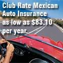 Mexican Auto Insurance