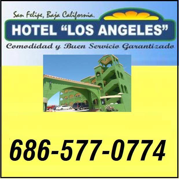 Hotel Los Angeles - San Felipe
