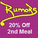 Rumors Bar & grill