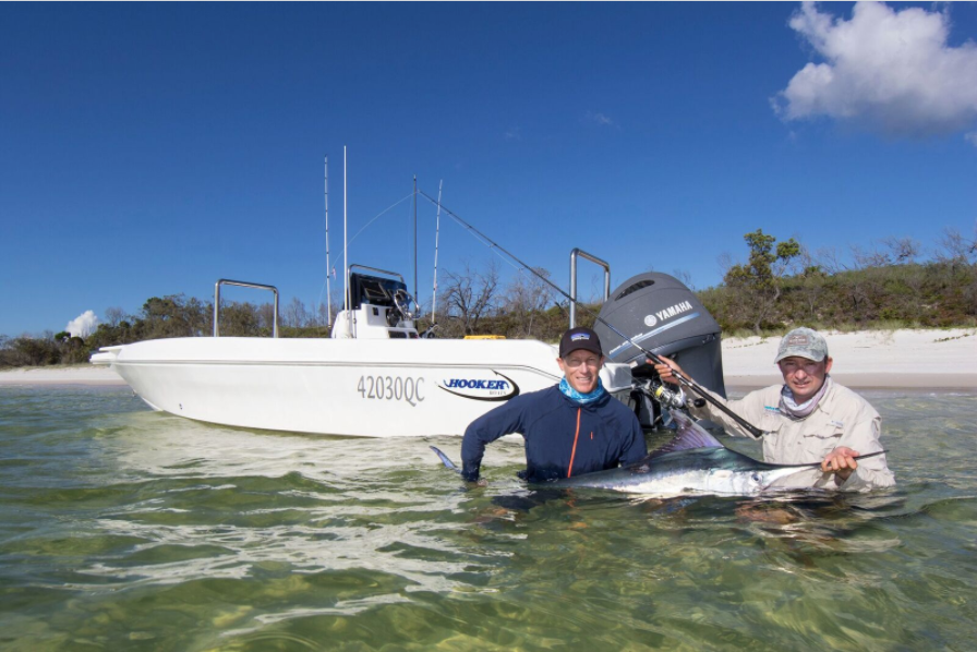 Flats black marlin the ultimate flats challenge