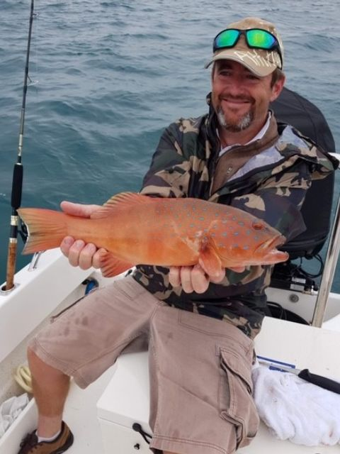 Inshore coral trout