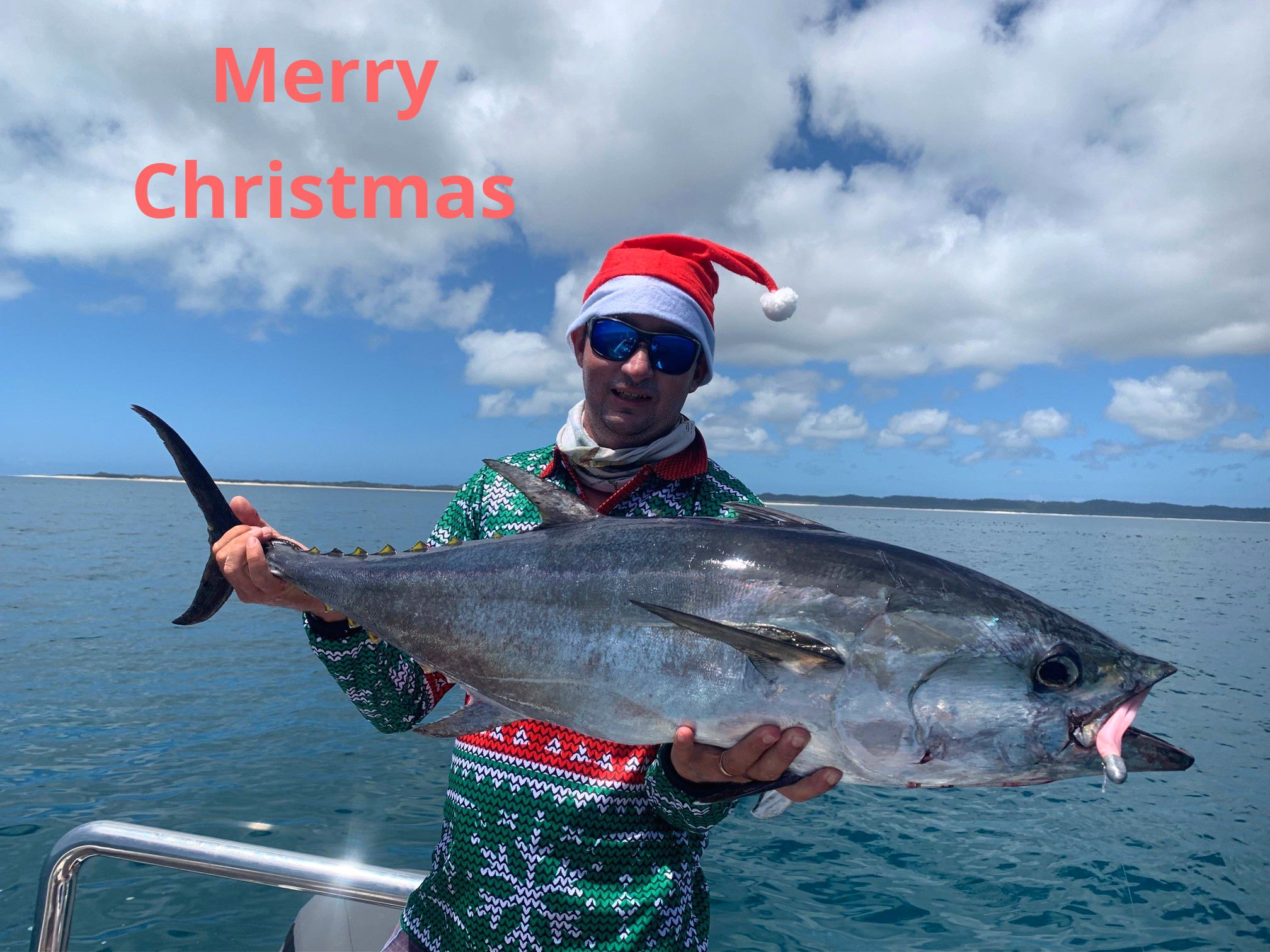 Chozz embracing the Christmas spirit, all the best and Merry Christmas from the team.