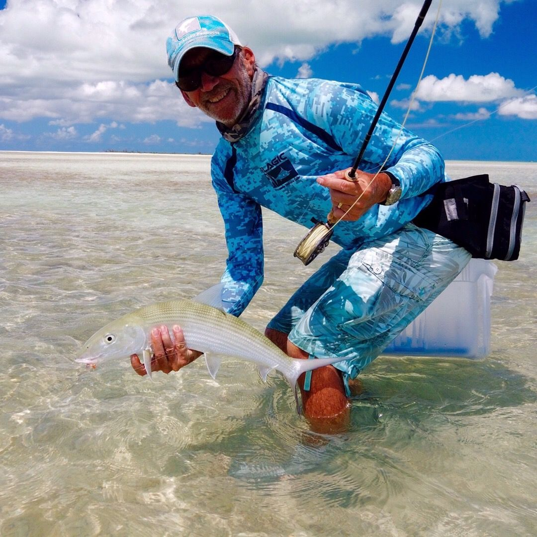 Christmas Island Fishing Charters by Hervey Bay Fly and Sportfishing