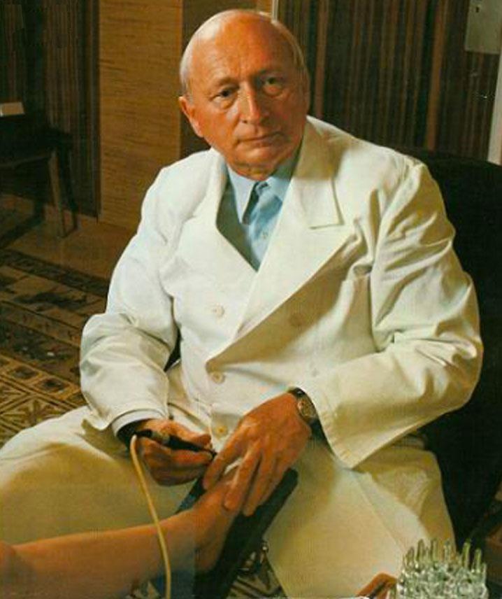 dr reinhard voll, eav, electroacupuncture