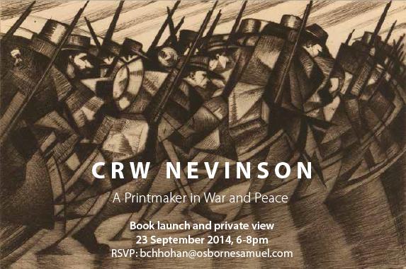 CRW Nevinson