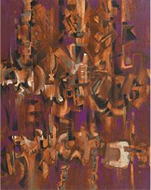 BRYAN WYNTER (1905-1975) - Golconda