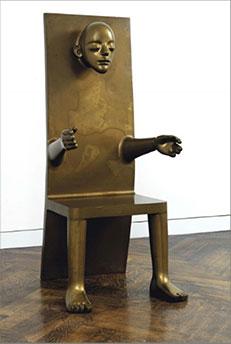KENNETH ARMITAGE R.A. (1916-2002)  - Chair