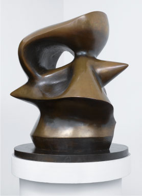 HENRY MOORE Spindle Piece, 1968