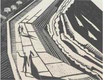 PAUL NASH (1889-1946) Promenade, 1920