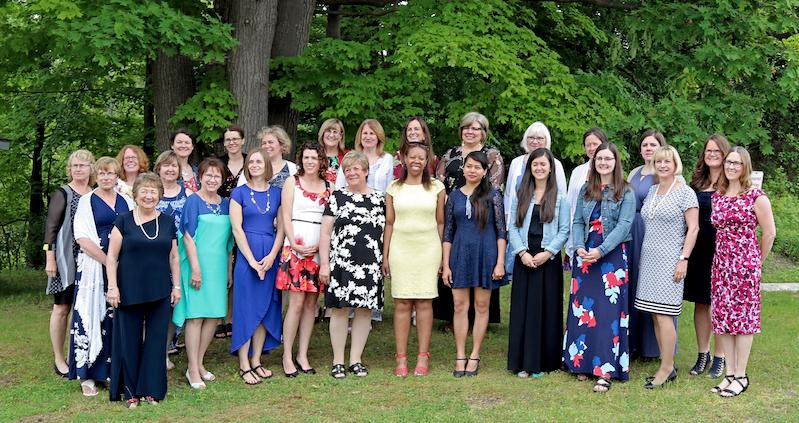 WMI Graduating Class 2018