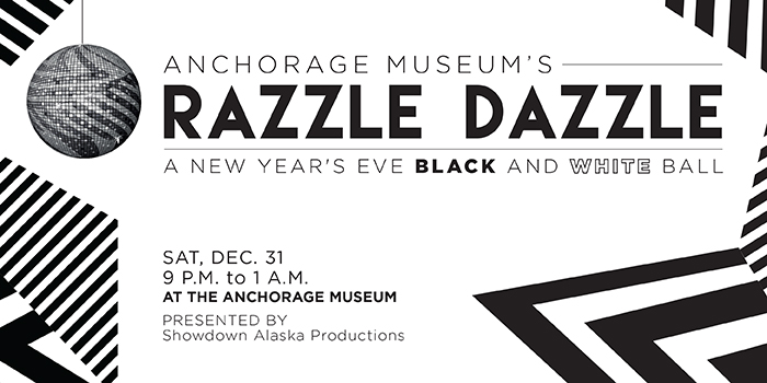Razzle Dazzle New Year's Ball