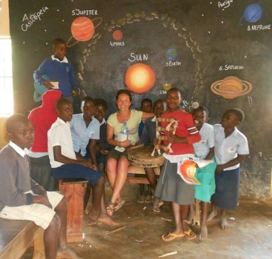 Planets in the Classroom