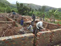 Foundations for Medical Centre