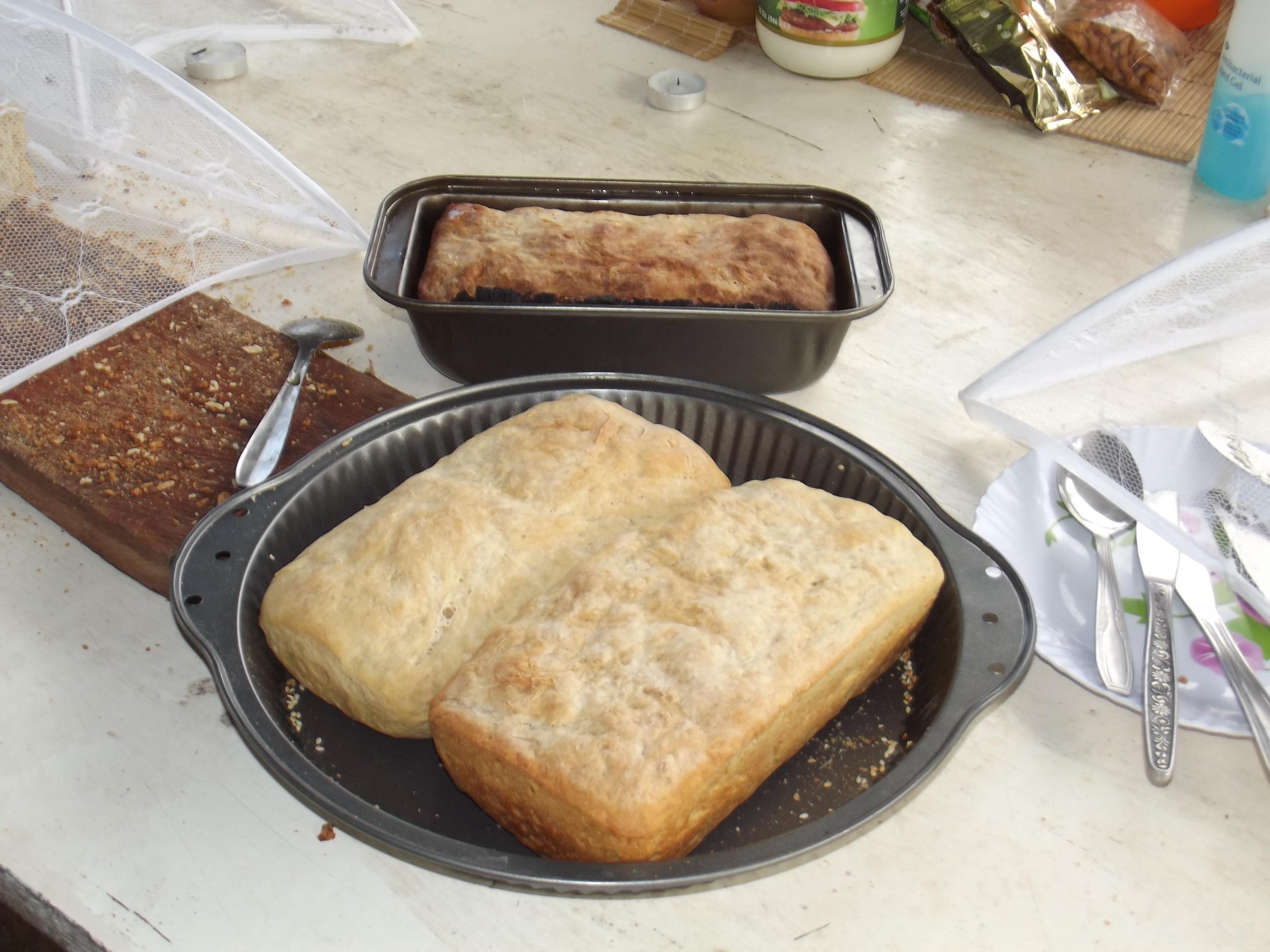 Lovely Homebaked Bread