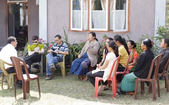 Teesta Basin visit reveals spring knowledge gaps