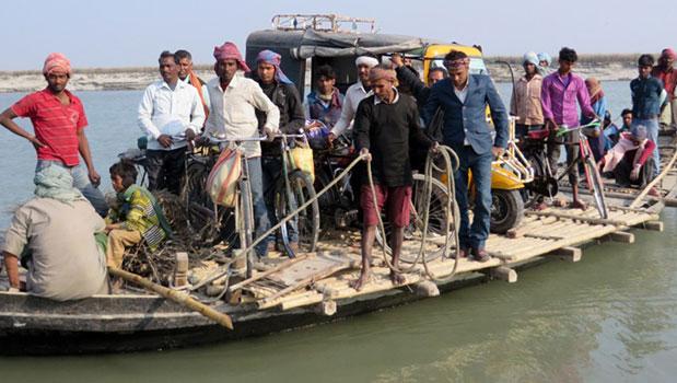 No entitlement: Living on borrowed flood lands