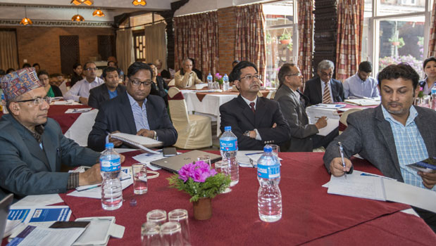 Coming Together: A Stakeholder Workshop on Developing the Criteria for Classifying and Assessing Climate Change Adaptation Options in the Gandaki River Basin