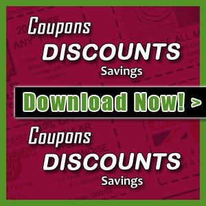 Coupons, Discounts, Savings