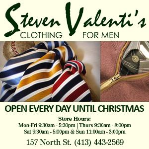 Steven Valenti's Clothing for Men