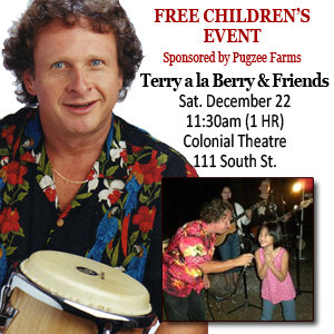Terry a la Berry and Friends