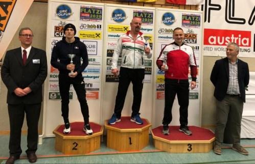 Radovan Valach | Nationaltrainer | 3. Platz | Junioren-Mannschaftswertung