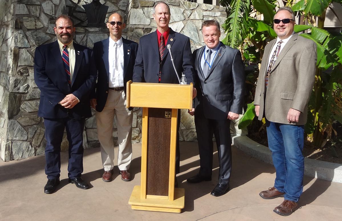 AZ TAC Team and Legislators