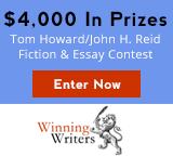 Winning Writers Contest Advertisement
