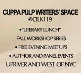 Cuppa Pulp Booksellers Ad
