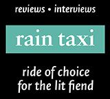 Rain Taxi Ad