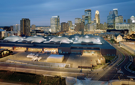 Minneapolis Convention center