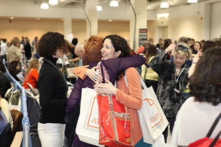 Connecting at the AWP Conference