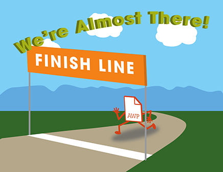 We're almost at the voting finish line!