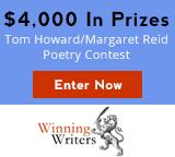 Winning Writers Advertisement