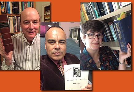 AWP Board Members and their favorite banned books