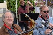 music at Kensington Farmers' Market