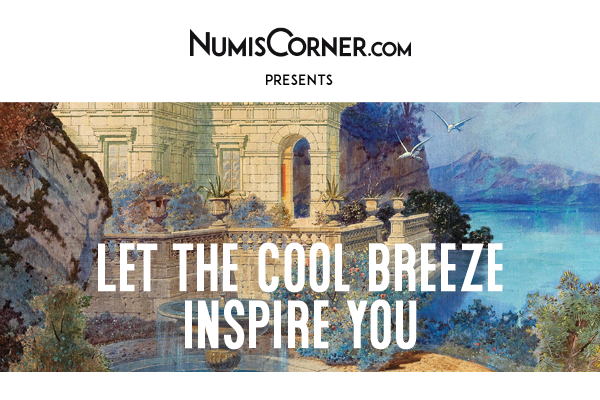 Let the cool breeze inspire you