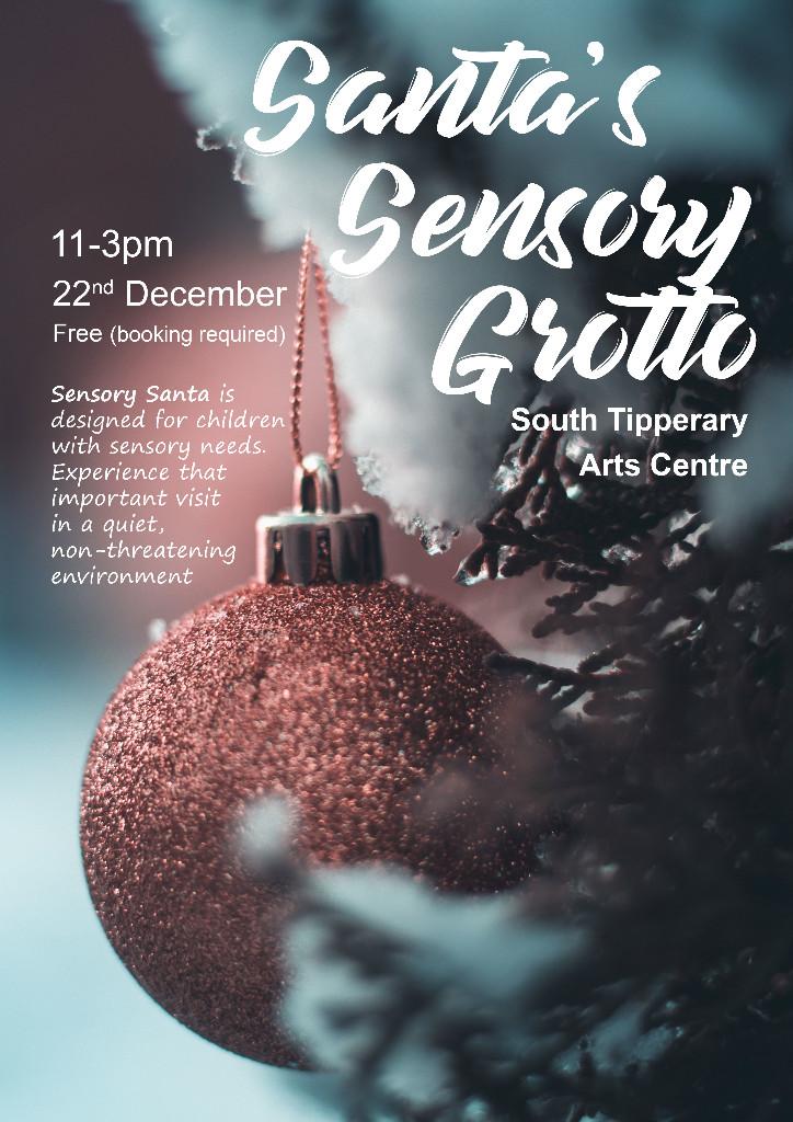 Sensory Santa's Grotto @ The South Tipperary Arts Centre @ South Tipperary Arts Centre