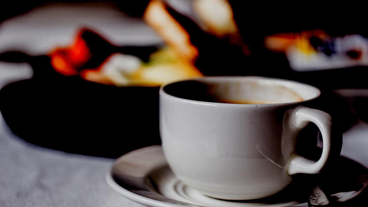 OIE Diversity Breakfast coffee cup