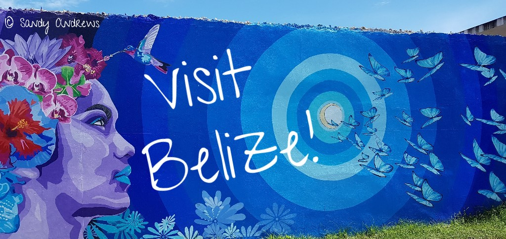 Fly to Belize