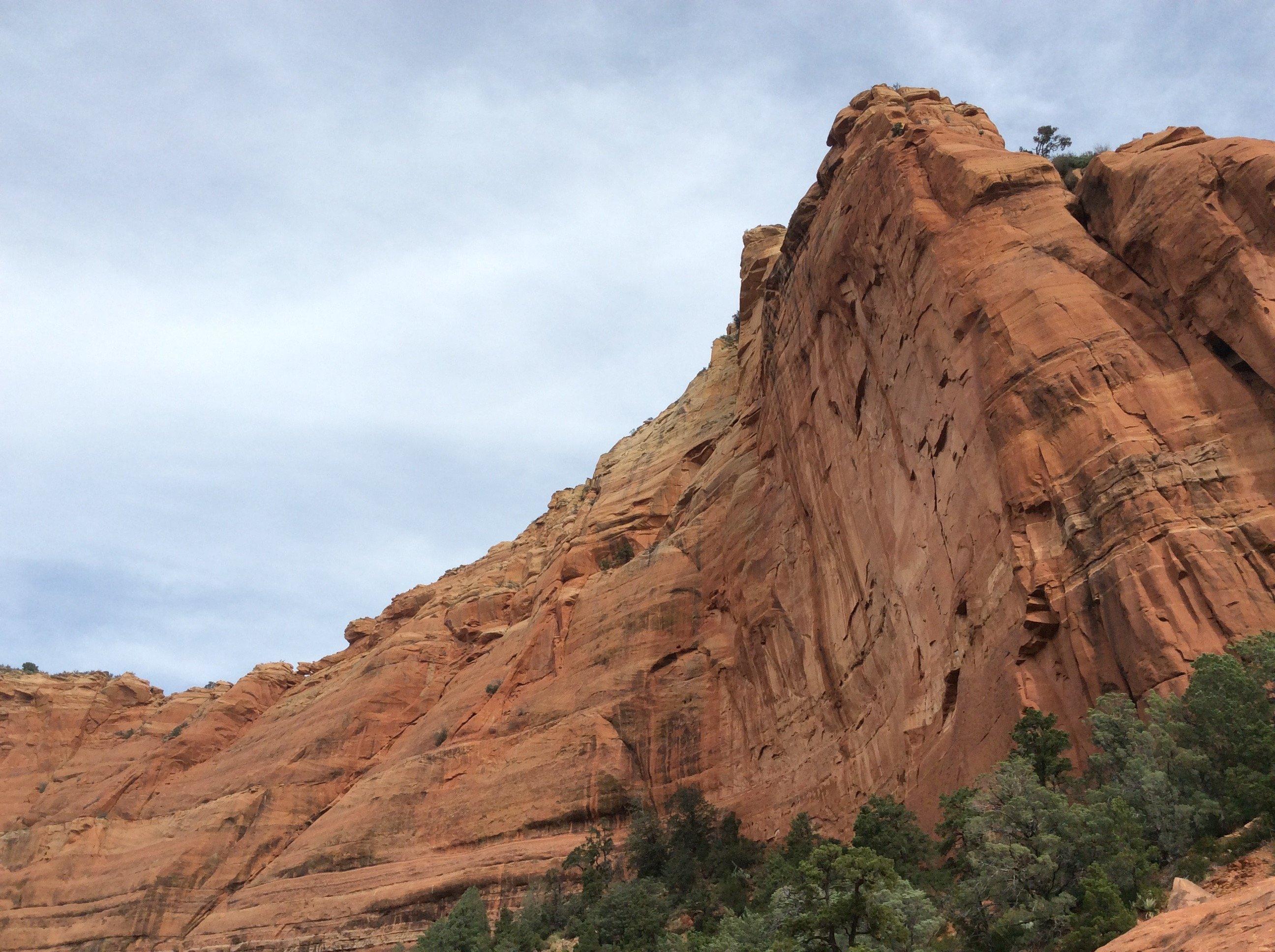 Photo from Hangover Trail, Sedona, AZ