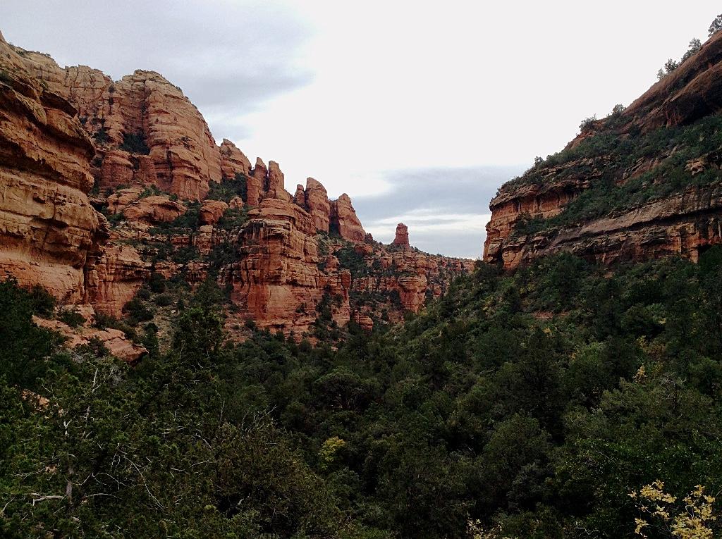Photo of Fay Canyon, Sedona, AZ